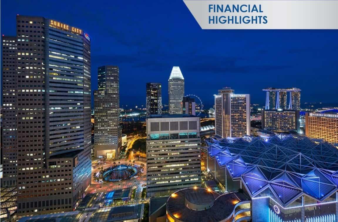 Suntec REIT 3Q2020 Financial Results