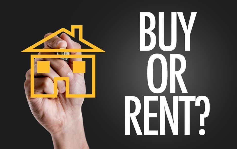 Buying or renting a bigger property