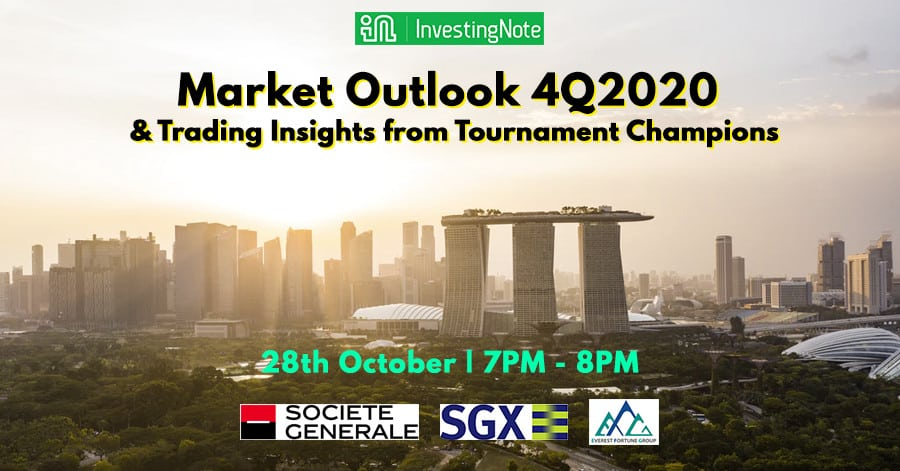 Upcoming Webinar: Market Outlook 4Q2020 & Trading Insights from Tournament Champions