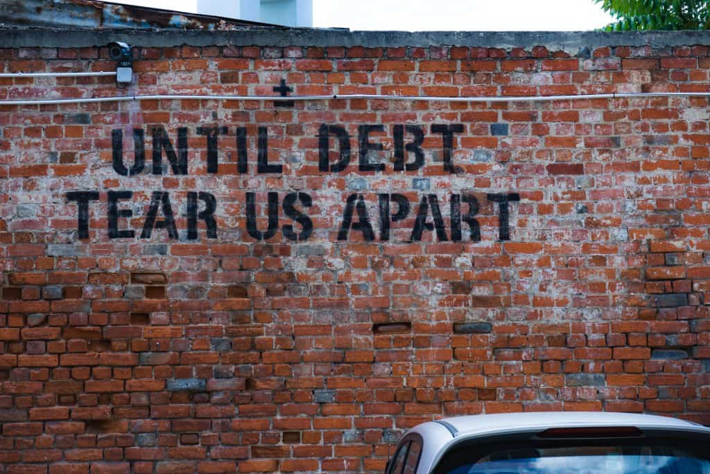Why Capitalism leads to higher debt?