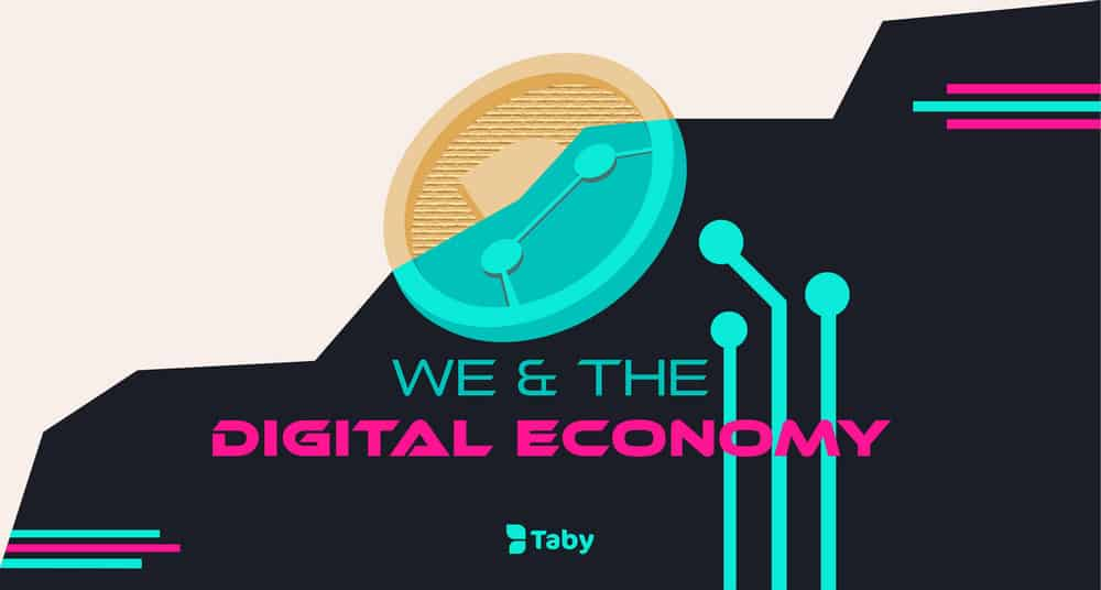 We and the digital economy