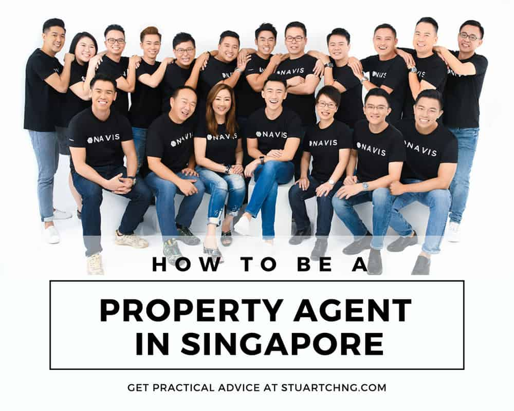 How to be a Property Agent in Singapore (2020)