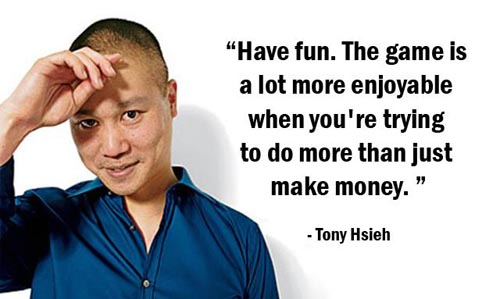 5 Ways Tony Hsieh Changed The World