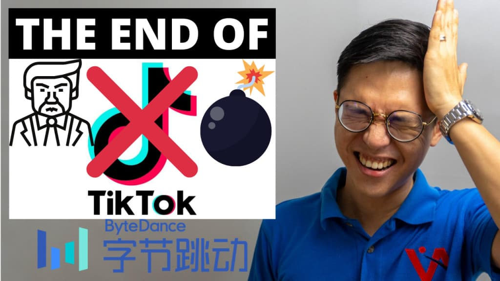 Can The Company Behind Tiktok Survive The Ban From President Trump? | BYTEDANCE 字节跳动