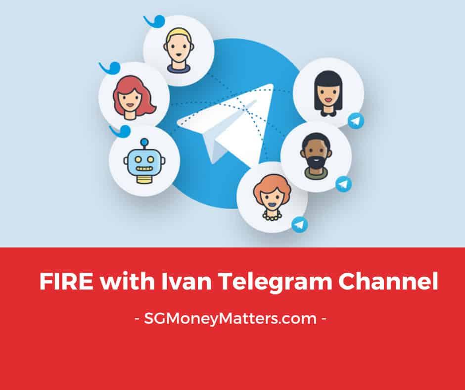 Invitation to my new Telegram Channel