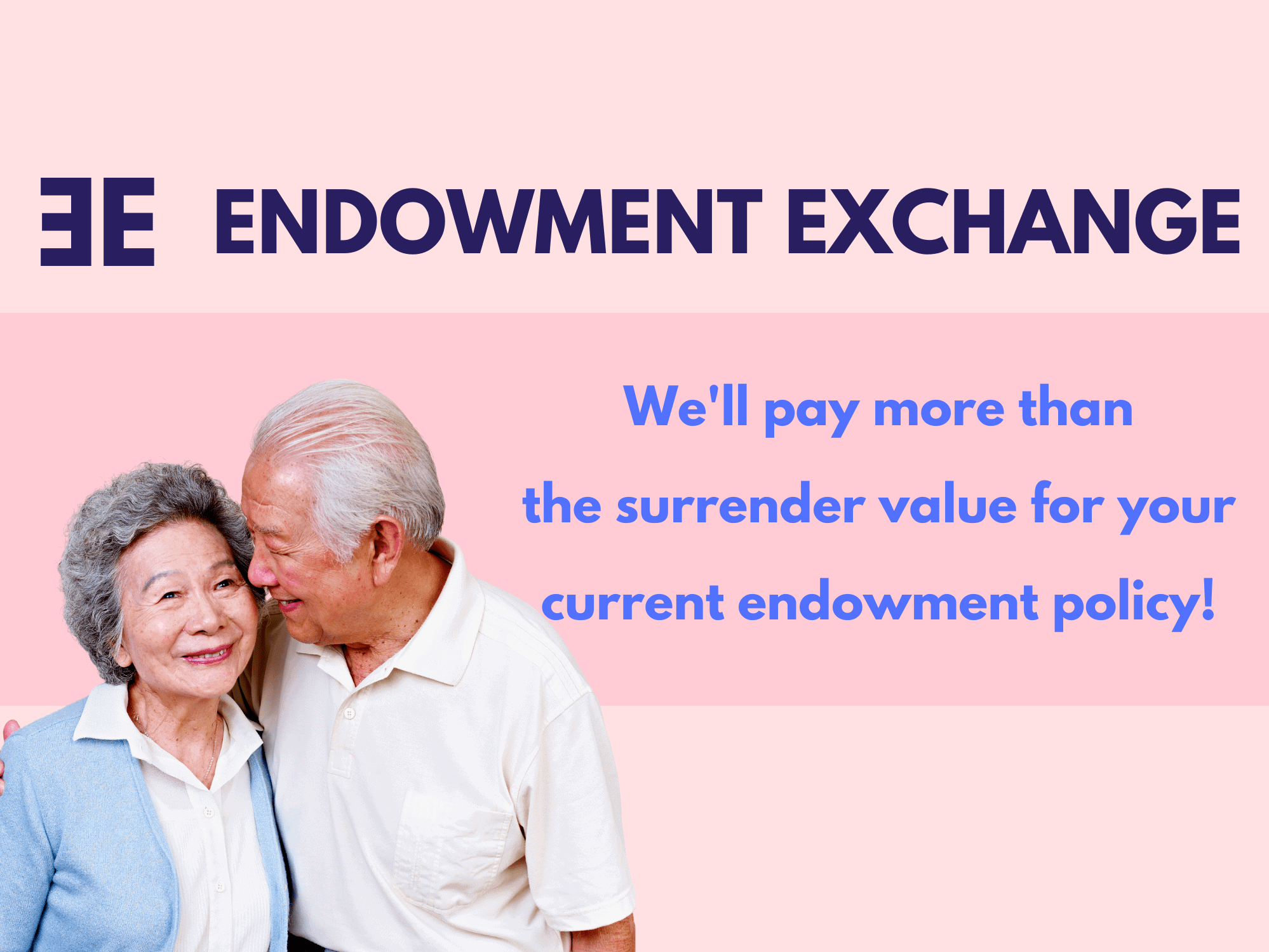 We launched Endowment Exchange! Sell your endowment policy for more than its surrender value!