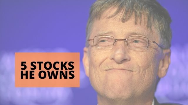 Here are 5 Good Dividend Growers Bill Gates Has Bet His Money On