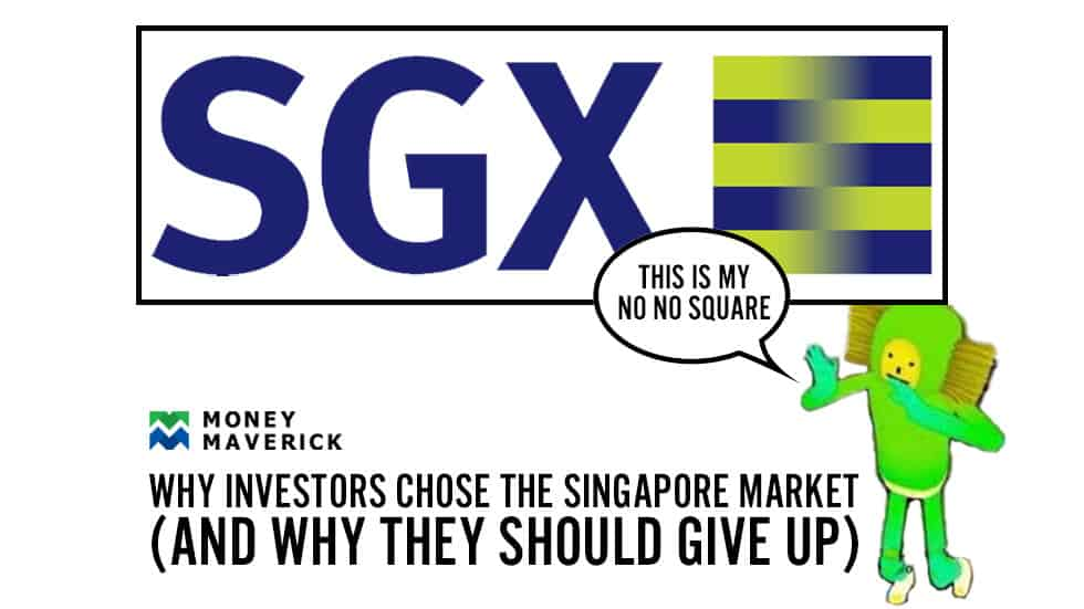 Why Investors Chose The Singapore Market  (And Why They Should Give Up)