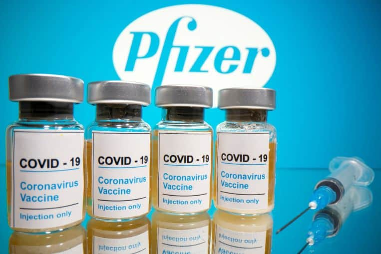 Massive vaccine led rotation into value stocks – 3 thoughts