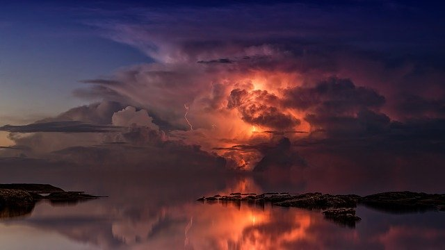 Storm Clouds on the Horizon