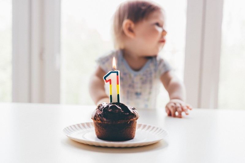 One Year Old and Big Thank You!