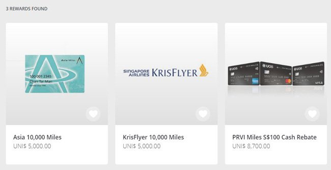 Redeeming UOB Rewards Points (UNI$) For KrisFlyer Miles – Android App Guide