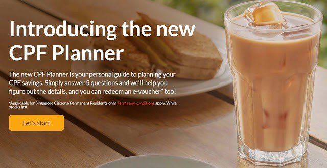 Free $5 Grab voucher from CPF