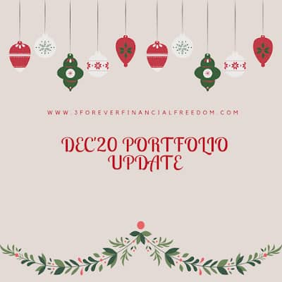 Dec 2020 – Portfolio & Transaction Updates