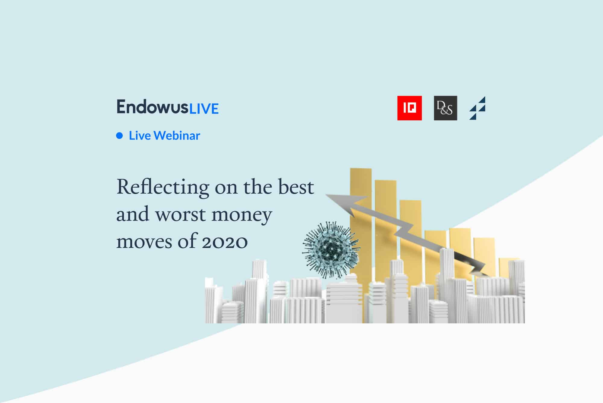 Webinar: Reflecting on the best and worst money moves of 2020