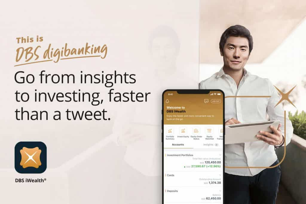 DBS Treasures Review – A one-stop Wealth Management Platform