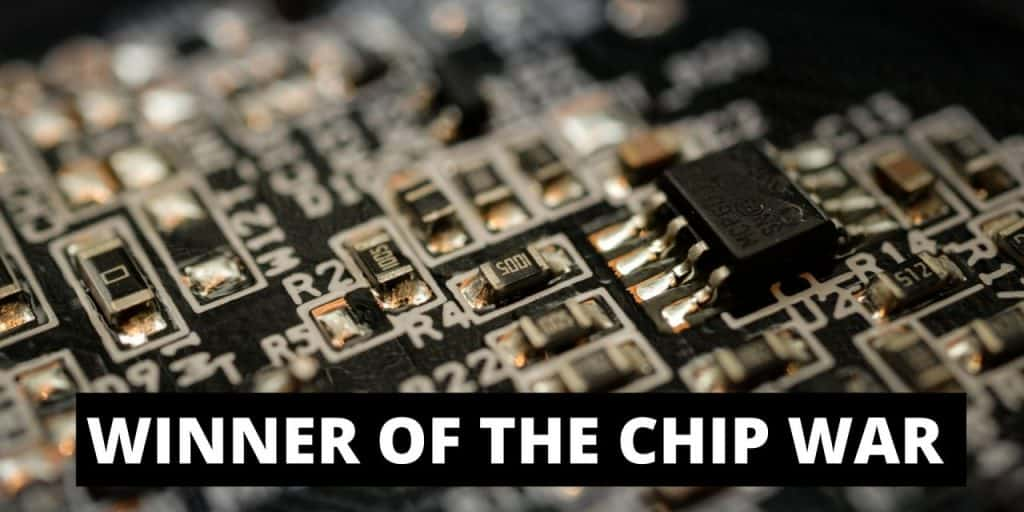 [Paywall] WHO WILL BE THE BIGGEST WINNER IN THE CHIP WORLD? | INTEL, SAMSUNG, TSMC, SMIC