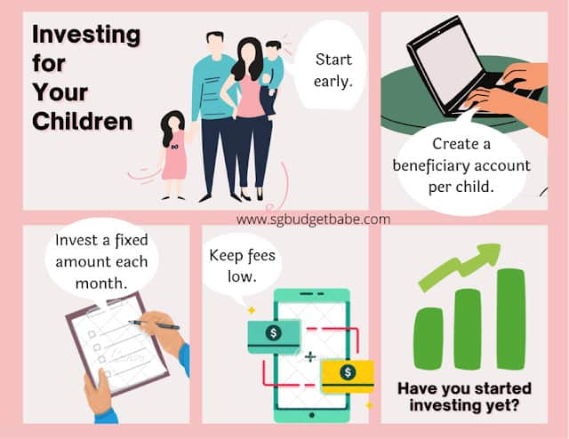 A Guide To Investing For Your Children