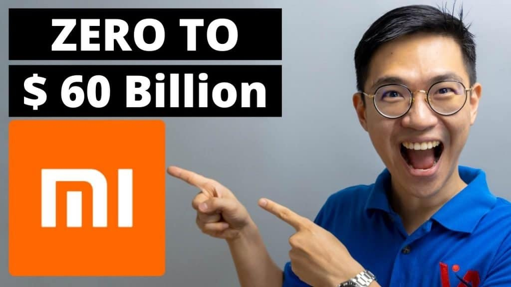 The Full History of Xiaomi Corporation | ZERO TO 60 Billion In 10 Years