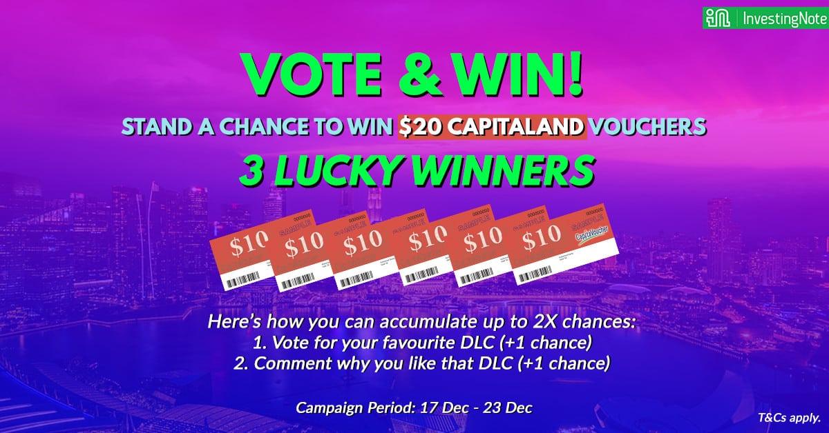 Vote & Win Challenge + Free 2021 Calendar!