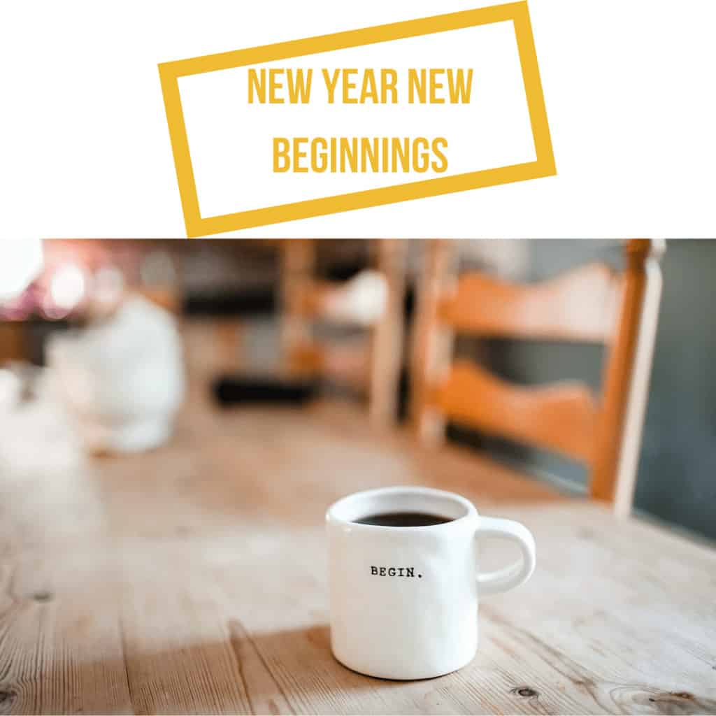 New Year With New Beginnings