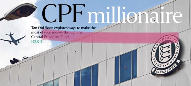 Becoming a CPF Millionaire