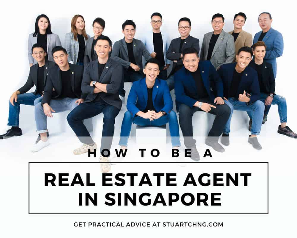 How to be a Real Estate Agent in Singapore (2021)