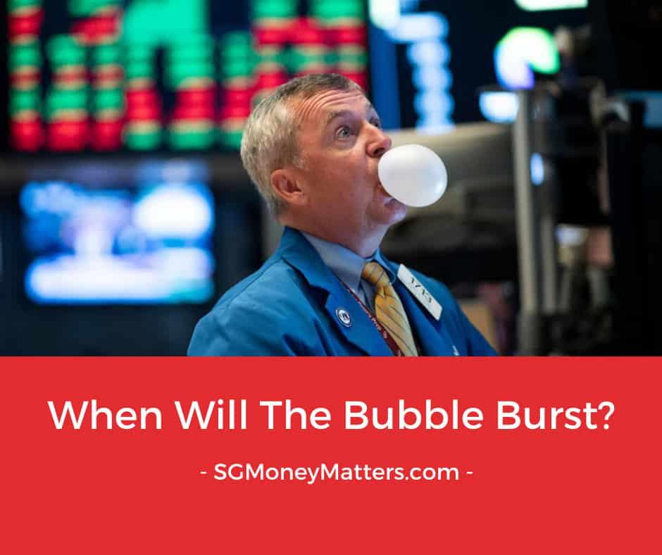 When Will The Stock Market Bubble Burst?