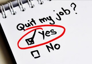 10 Reasons Why I am Quitting my Job