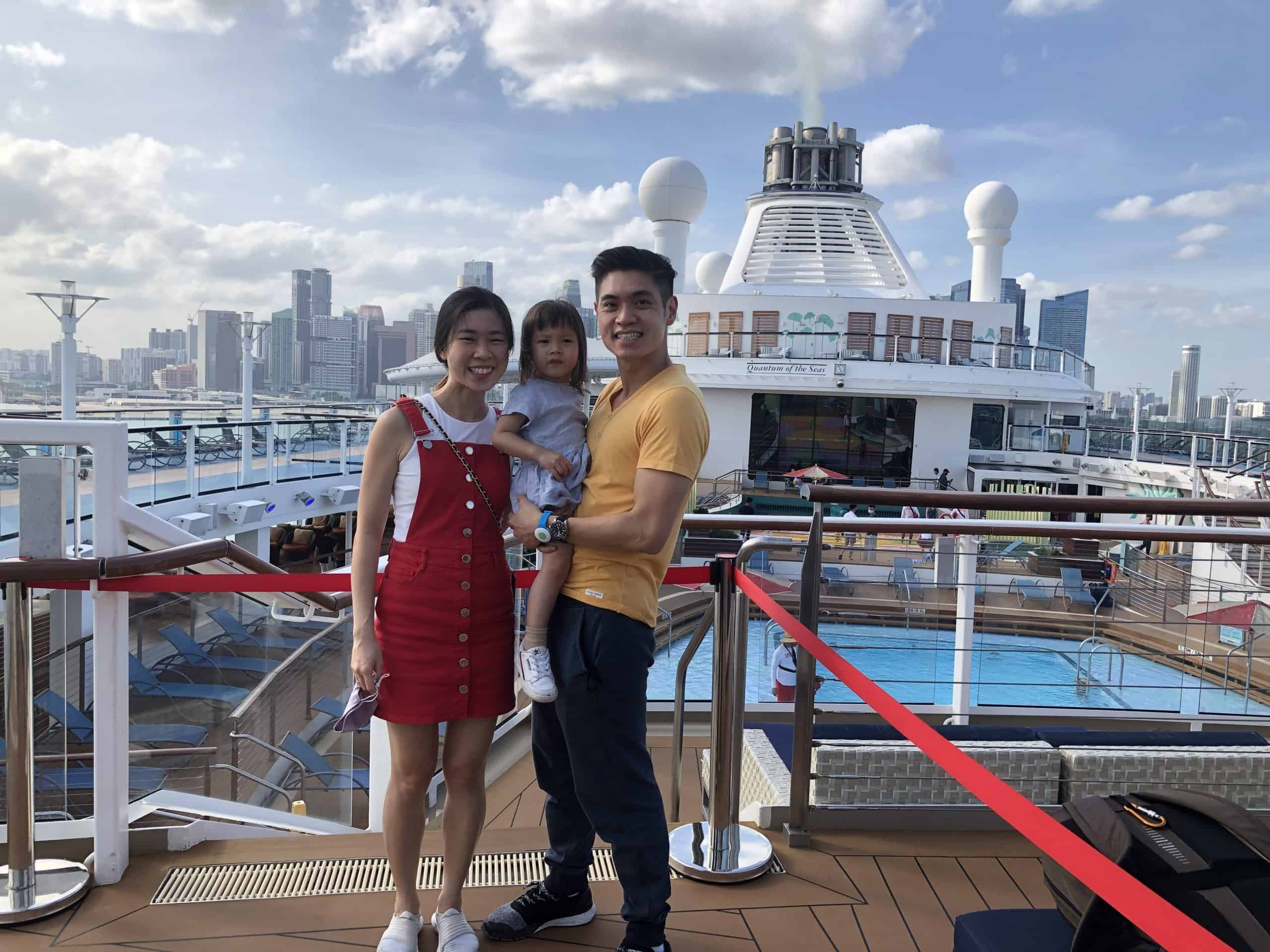 Cruise To Nowhere: Review of Royal Caribbean Quantum of the Seas