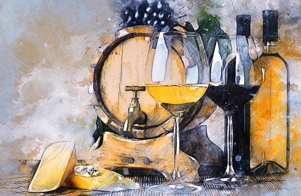 Investing in wines and fine arts