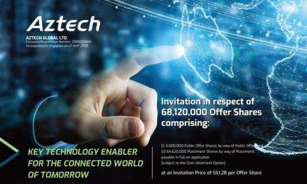 Aztech Global Ltd IPO
