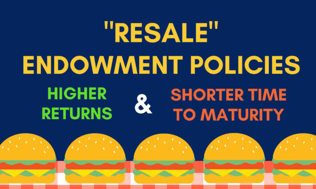 """""""Resale"""" Endowment Policies – Higher projected returns with shorter time to maturity"""