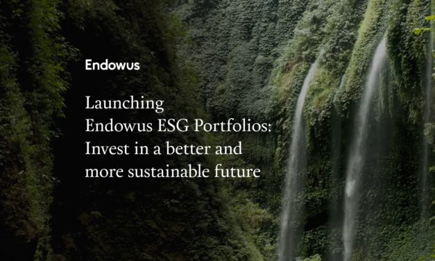 Launching Endowus ESG Portfolios: Invest in a better and more sustainable future
