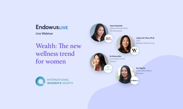Webinar: Wealth: The Wellness trend for women