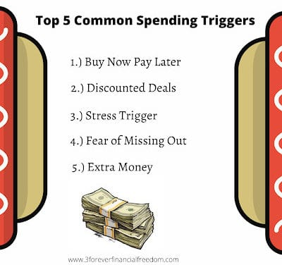 Top 5 Common Spending Triggers