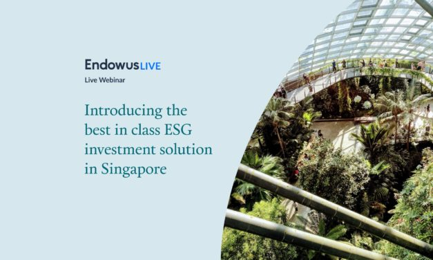 Webinar: Introducing the best in class ESG investment solution in Singapore