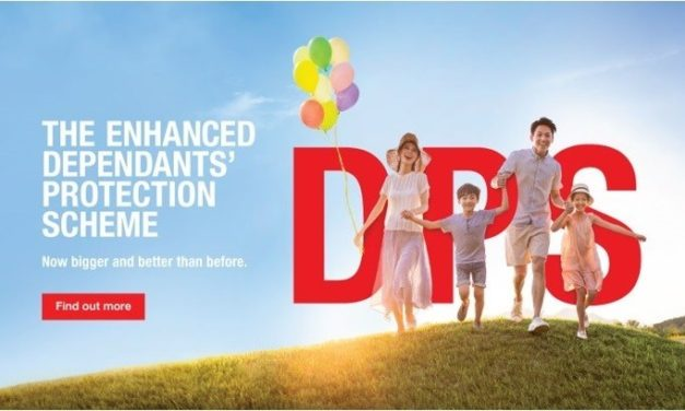 My NTUC Income Dependants' Protection Scheme (DPS) Now Administered by Great Eastern