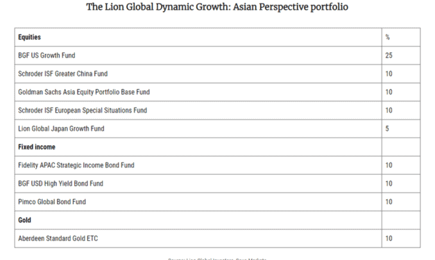 5 Reasons to Invest in the LionGlobal Dynamic Growth: Asian Perspective Portfolio (guest post)