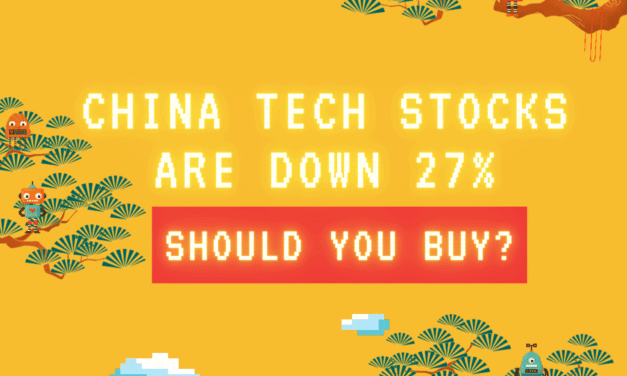 China Tech Stocks are down 27% since Feb 2021, should you invest now?