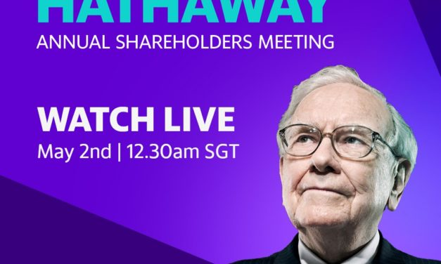 Berkshire Hathaway's AGM: Save the Date For Your Financial Future