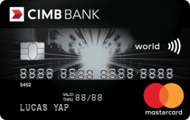 Deal: $288 Earphones or $120 Cash For CIMB Cards
