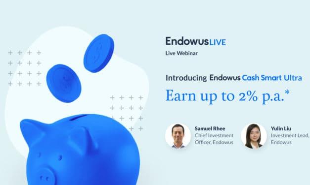 🟡 Webinar: Introducing Endowus Cash Smart Ultra