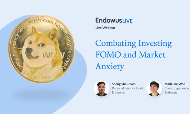🟡Webinar: Combating Investing FOMO and Market Anxiety