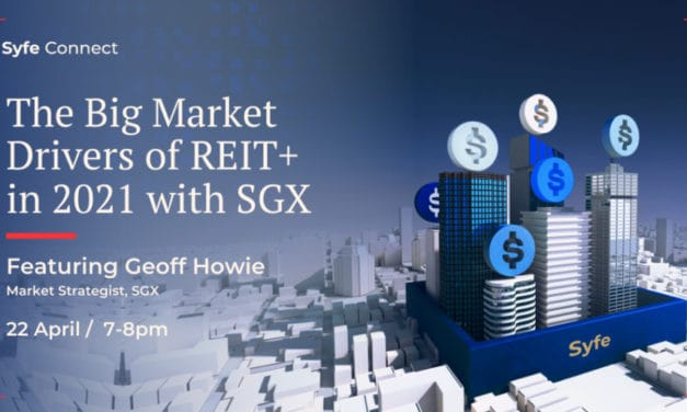 The Big Market Drivers of REIT+ in 2021 with SGX