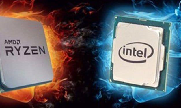 Intel vs Advanced Micro Devices (AMD)