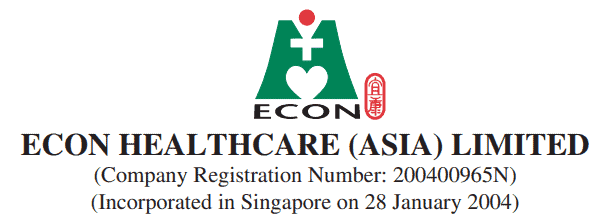 Econ Healthcare (Asia) Limited