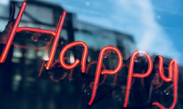 Quick thoughts on Happyness
