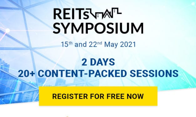 2021 REITs Symposium(15 & 22 May)