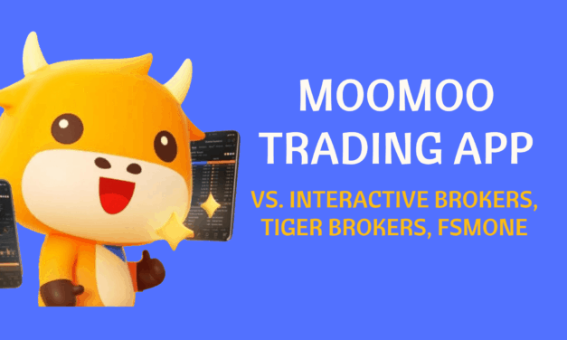 moomoo Trading App: Fees vs. Tiger Brokers, Interactive Brokers, and FSMOne (also, last chance for free Apple (AAPL) share!)